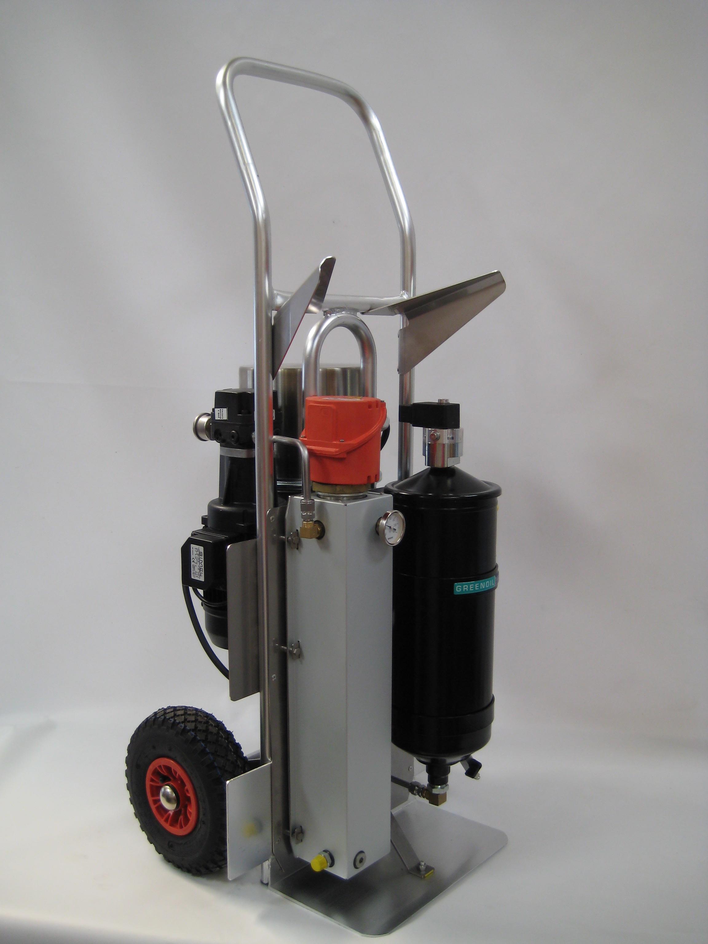 GreenOil WP1-CH1-100-MOB